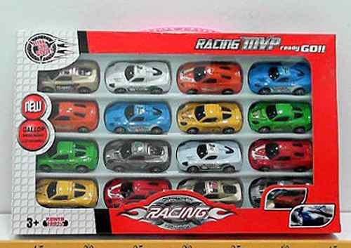 set de 16 autitos en colores - hay de todo!!!