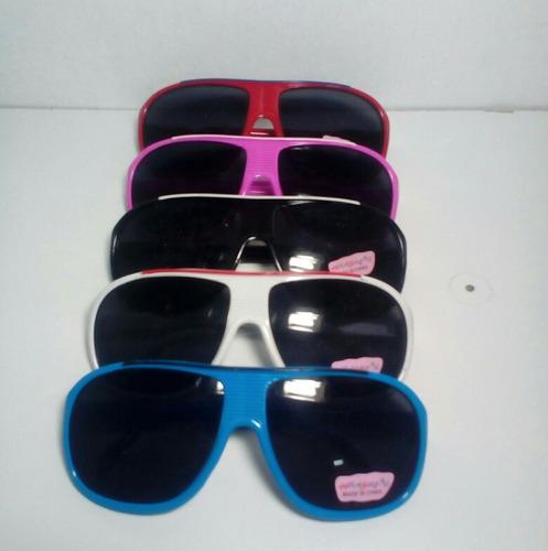 set de 2 cajas 20 lentes sol niños colores surtidos / runn
