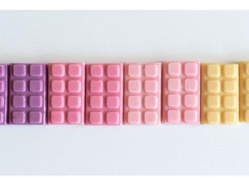 set de 2 moldes placas donitas y chocolatines parpen
