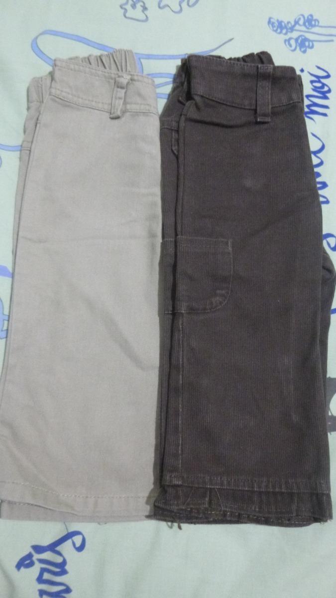 Set De 2 Pantalones Just For Kids Para Bebe Nina Bs 3 900 000 00 En Mercado Libre