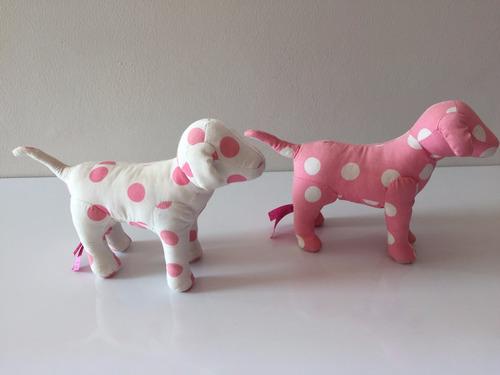 .·:*¨¨*:·.set de 2 perritos pink victoria's secret.·:*¨¨*:·.