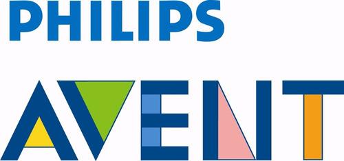 set de 2 tetinas clásicas philips avent flujo lento 0 meses+