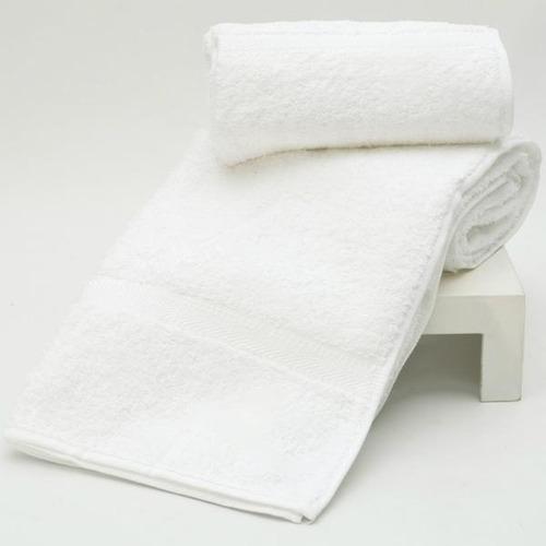 set de 2 toallas cuerpo trim 500 gr/m2 100% algodón