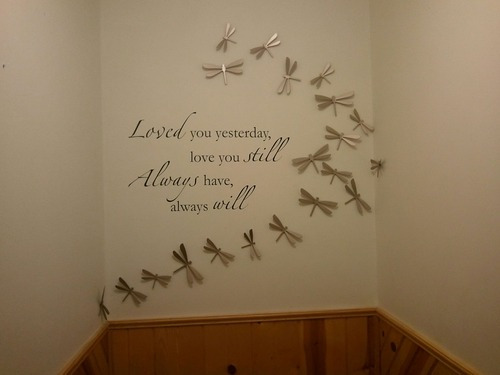Set de 20 lib lulas para decoracion pared en casa y - Lo ultimo en decoracion de paredes ...
