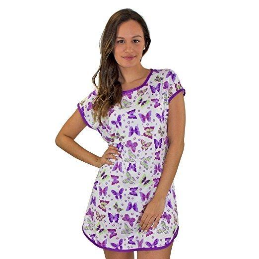 información para 788d0 81c08 Set De 3 Batas De Pijama Para Dormir De Mujer Talla Xl. 3