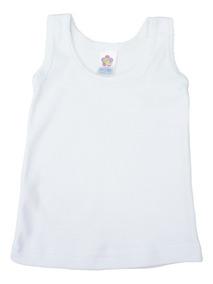 diseño de calidad 279bb a8e2e Set De 3 Camiseta Interior Sin Manga Niñas Bambi #1 A #6 Años
