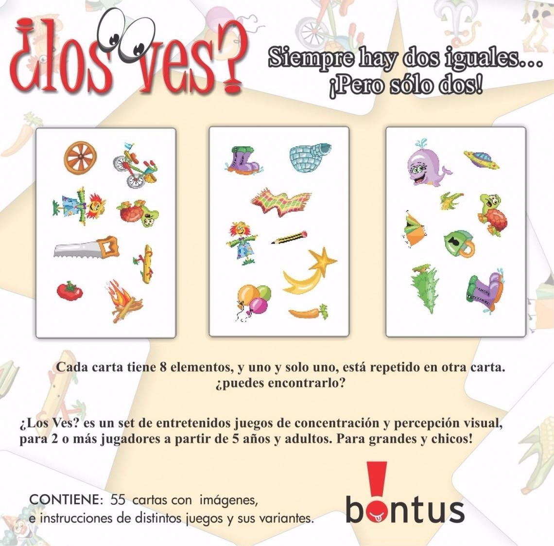 Set De 3 Divertidos Juegos De Cartas Para La Familia 300 00 En