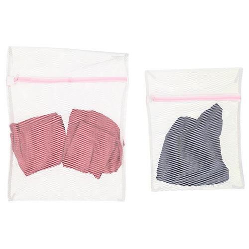 set de 4 bolsas para lavanderia