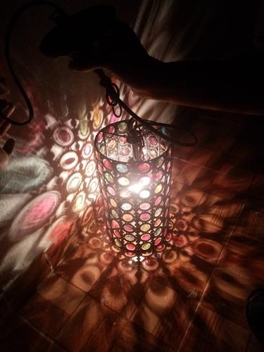 set de 4 lamparas
