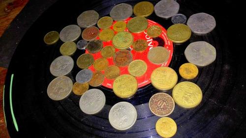 set de 40 monedas mexicanas antiguas 3