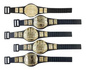 Cinturón de campeonato-Jakks indiscutido para Figuras Wwe Wrestling