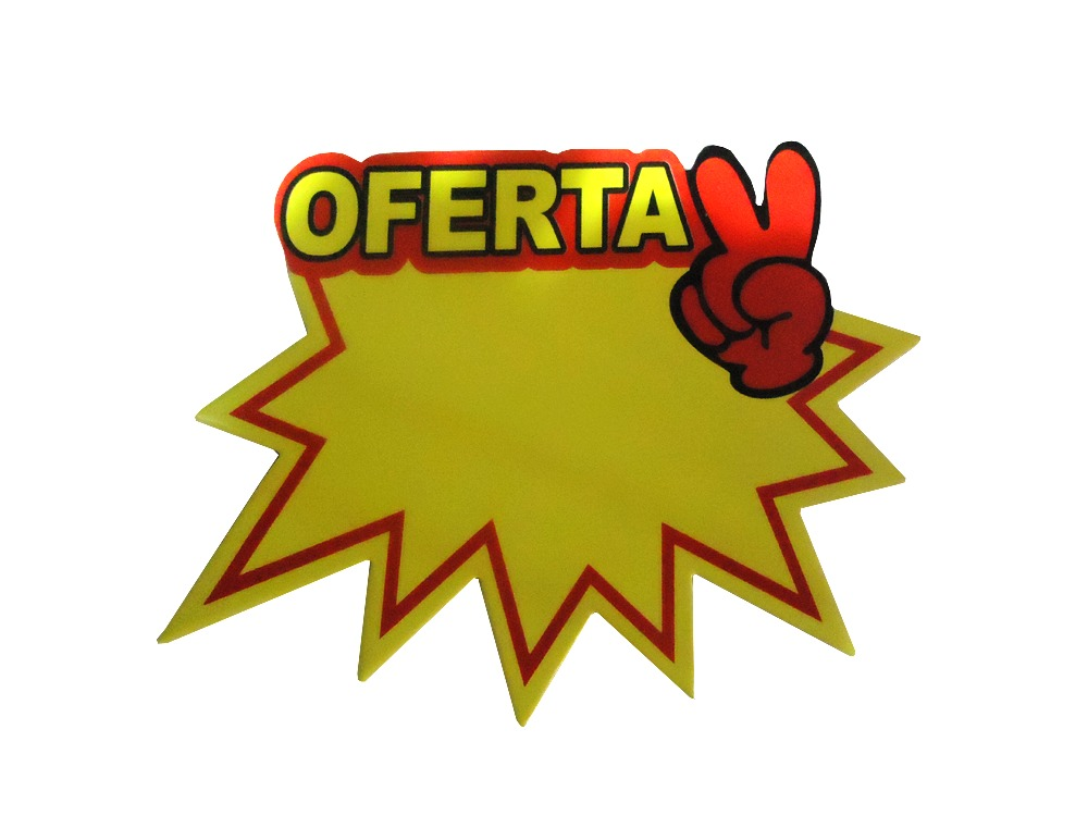 Set De 50 Carteles Para Precio Oferta De Productos Tienda -   9.990 en  Mercado Libre 56b565f44e1