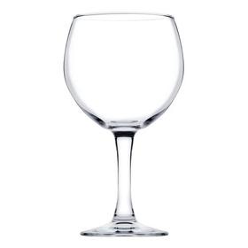 Set De 6 Copas De Vidrio Para Gin De 568 Ml.