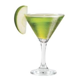 Set De 6 Copas De Vidrio Para Martini De 274 Ml. De Vidrio