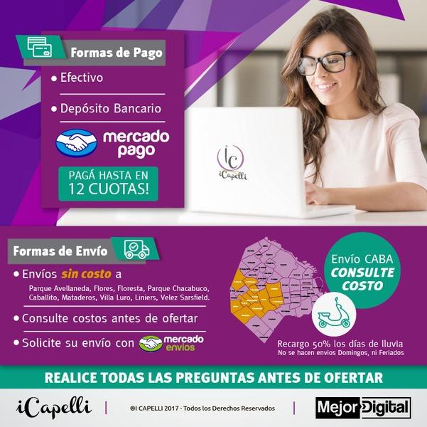 Set De 6 Peines Babyliss Con Estuche Combo Kit Profesional -   1.090 ... 3a161586e97c