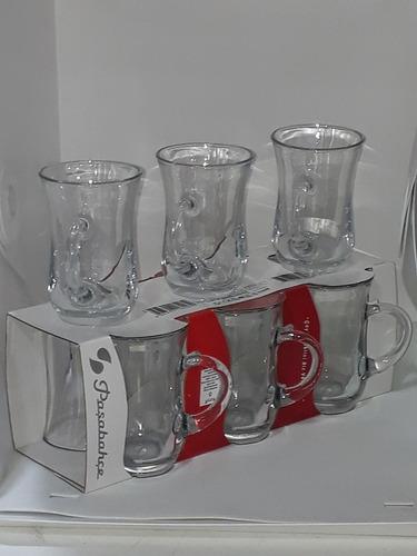 set de 6 tazas de cafe