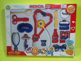 Accesorios De Para Doctor Niños Didactico Juguetes Set n0k8PwO