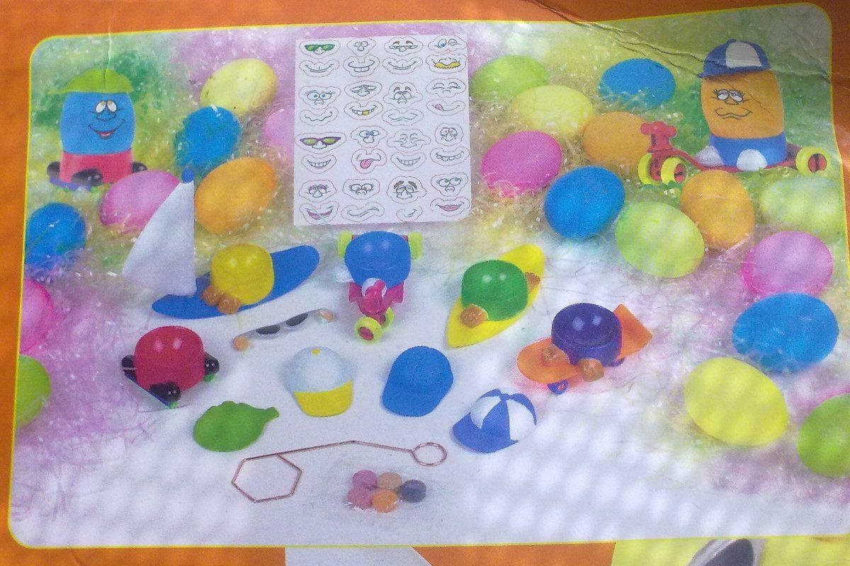 Set de accesorios para decorar huevos en - Accesorios para decorar ...