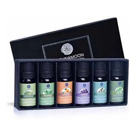 Set De Aceites Esenciales Lagunamoon, Aromaterapia