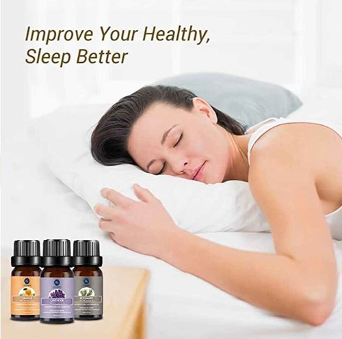 set de aceites esenciales lagunamoon, aromaterapia, difusor