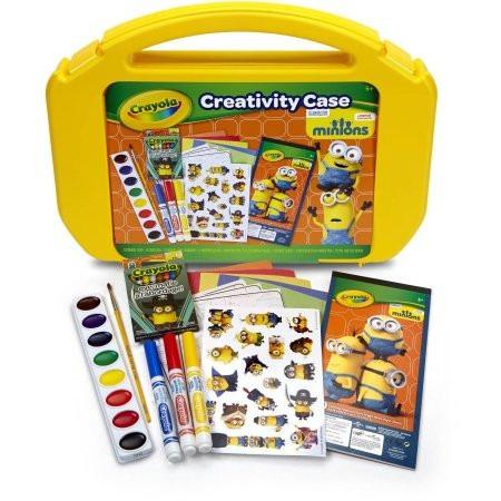 Set De Actividades Crayola Minions Con Accesorios Colores - Bs ...