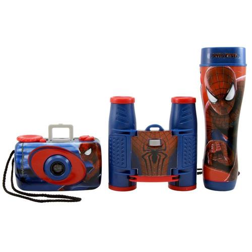 set de aventura marvel spiderman