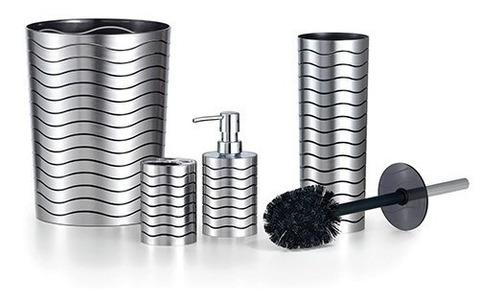 set de baño accesorios 4 piezas
