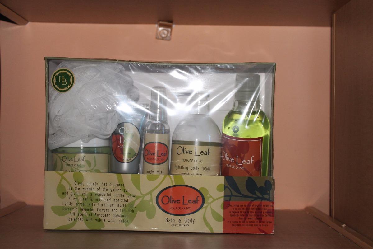 Set De Baño Originales:Set De Baño Hojas De Olivo – $ 20000 en Mercado Libre