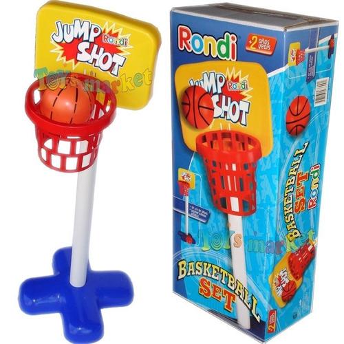 set de basket rondi (4646)