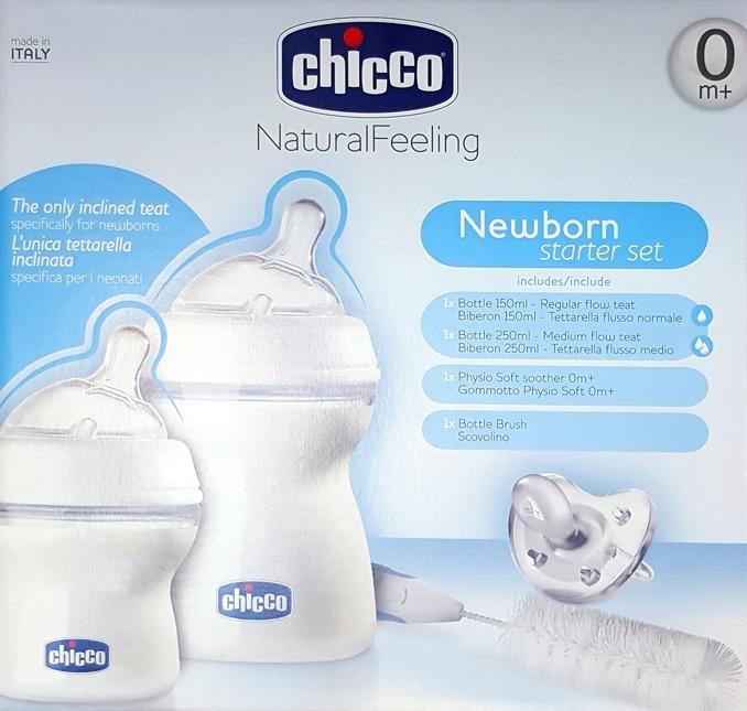 992425a38 Set De Biberones Naturalfeeling Chico - $ 599.00 en Mercado Libre