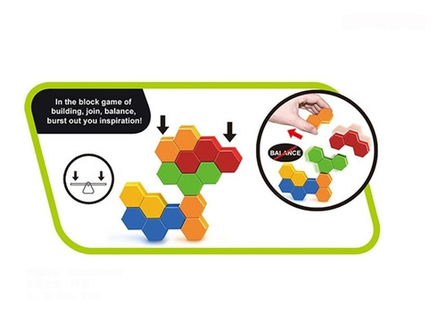 set de bloques didácticos juego educativo iq geometry