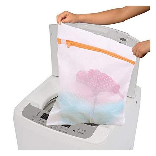 set de bolsas de lavado | 8 piezas | 3 tamaños