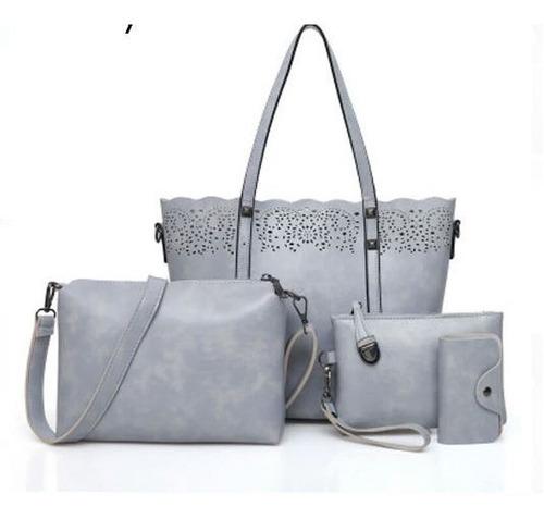 set de bolsas de moda para dama g59