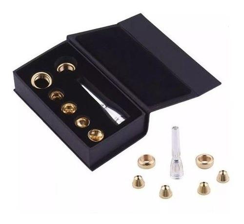 set de boquillas adaptables parquer para trompeta cuota