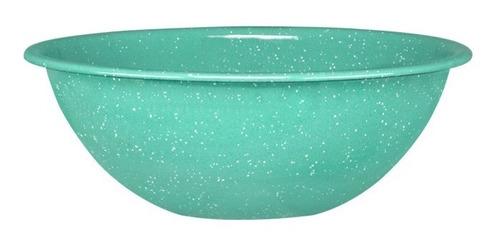 set de bowl multiusos grande de peltre, 6 piezas menta