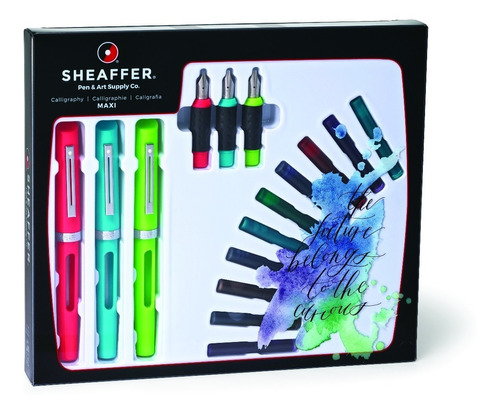 set de caligrafía sheaffer viewpoint® maxi kit