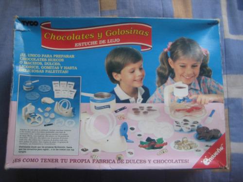 set de chocolates y golosinas