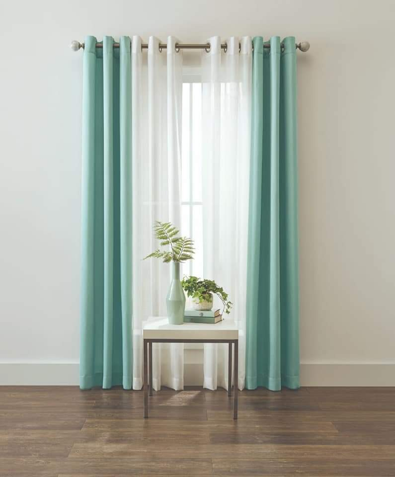 Resultado de imagen para cortinas delgadas