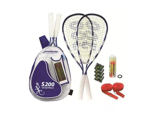 set de crossminton speedminton s200 full