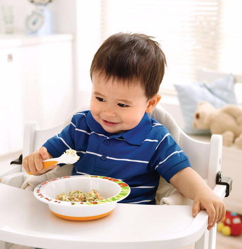 set de cuchara y tenedor avent niños scf712/00 +12 meses