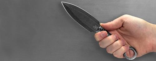 set de cuchillos de lanzar kershaw ion 3 unidades + funda