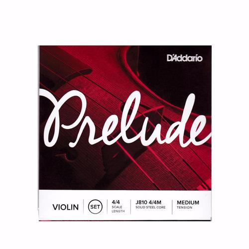 set de cuerdas daddario prelude violin (sin empaque) nuevo¡¡