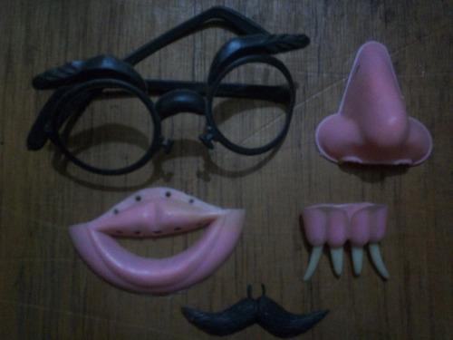 set de disfraces (años 80)
