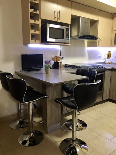 set de dos banco ares barra cocina giratorio ajustable