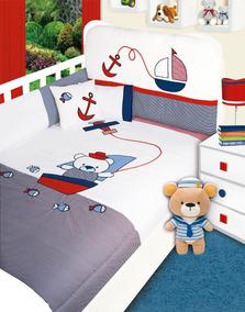 Set para cama infantil Tebery Barra lateral seguridad de almohada impermeable para ni/ños