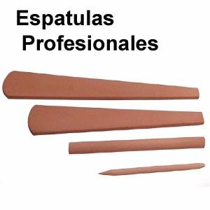 set de espátulas para depilación profesional  con cera