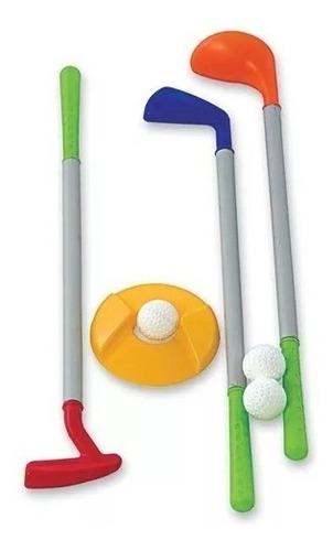 set de golf en bolsa 3 palos duravit