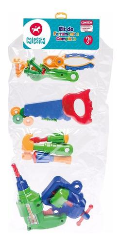 set de herramientas de juguete calesita taladro martillo
