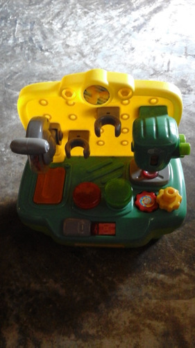 set de herramientas de juguetes