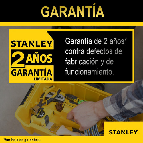 set de herramientas manuales 47 pzs  stht74981 stanley